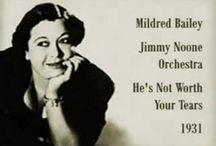 Music - 1920s. 1930s, 1940s
