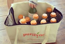 PURIFYNE | Bridal Cleanse / Our Bridal Cleanse plan is the ultimate juice cleanse in preparation for your special day.