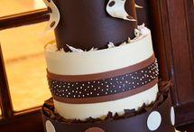 Chocolate and Vanilla Colour Scheme