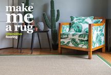 Curated || Rugs & Lights / Pooky's love of lighting is legendary and like Alternative Flooring they love a bit of quirkiness in the home. Sneaking an accent colour into a room with rugs and lamps is great fun! Alternative Flooring and Pooky have partnered to a competition offering a chance to WIN a statement rug and light. If you are hunting for a lamp in just the right colour and fancy designing your very own rug, then explore your options in this co-curated Pinterest board!