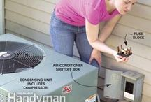 Air Conditioner tips, repairs and parts / Air Conditioner tips, repairs and parts