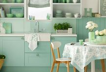 Kitchen / Jade Vintage / by Teresa Cardona
