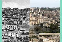 Nino Sparacino / Appassionato di fotografia che ha realizzato una mostra presso il Comune di Modica tra passato e presente.