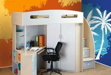 Kids space-saver furniture