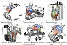 12 weeks program thri-sets