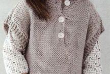 gyerek kötött puloverek