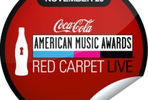 American Music Awards / by Steffie Doll