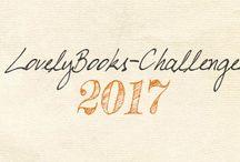 Aktionen rund ums Buch 2017 / Fragefreitag, Lesemarathon, Lesechallenges und viele weitere Aktionen bei LovelyBooks rund um Bücher und das Lesen