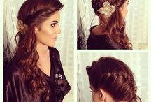 Hairstyles / by Tanveer Kaur