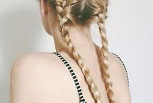 pigtail French braids