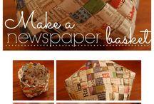 Paper Handicrafts