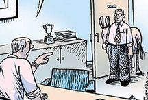 Work related humor