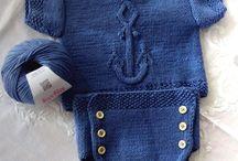 tejido bebes