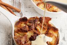 Kaneelbrood / Pudding