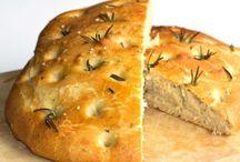 Oppskrifter brød og andre bakevarer