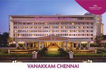 Crowne Plaza Chennai
