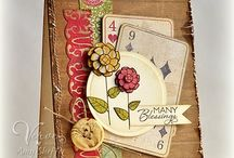 Cards / Scrapbooking Ideas / by Toni Day