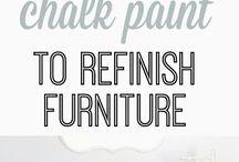 Furniture / by Ginny Dawson Heckard