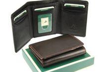 Stylish Tri Fold Leather Wallet