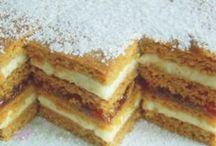 prăjitură cu foi de miere foarte bună