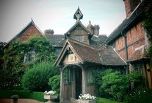 English boutique hotels / A collection of stunning pictures from our trips to boutique country hotels around England