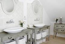 Calgon, Take me Away / Bathroom decor