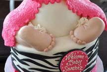 *Baby shower Cakes* / by April Jenkins