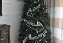 Christmas trees decoration