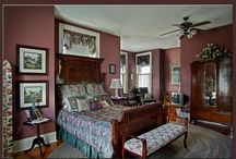 Elegant Guestrooms / Six elegantly appointed large guestrooms  / by Hawthorn, A Bed and Breakfast