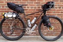 Bike packing & touring