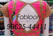 Wedding Blouse Tailors In Chennai