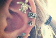 Piercings - Tatto