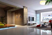 Dream Future Living Room