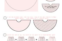 Tulle Skirt Pattern