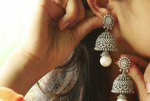 For the love of jhumkas