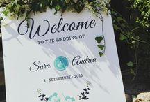 Wedding Signs & Decorations