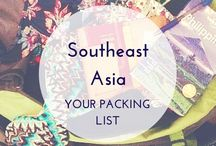 Matka Kaakkois-Aasiaan / Syksyn reppureissun suunnittelua