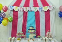 Carnival Or Circus Birthday Party