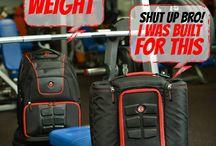 6 Pack Bags / 6 Pack Meal Prep Bags