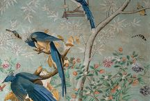 TREND: CHINOISERIE / 2014 Interior Design Trend: Chinoiserie