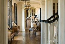 Make an Entrance / The entry ways and foyers to homes.