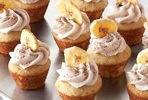 Banana Desserts / by April Crisafulli