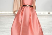 Monique Lhuillier Spring 2015 Ready-to-Wear - Collection