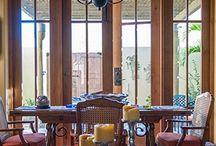 Hacienda Style / Traditional, Funky and Modern Hacienda Design