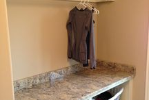Home: Laundry Area
