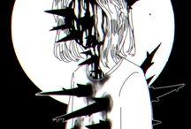 Gore, creepy