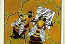Holy Honey Bee