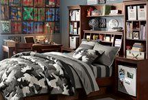 Boy's Room Decor Ideas~