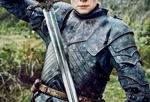 Brienne of fuckin Tarth