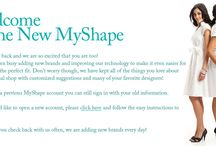 My Shape / by Jeanine Byers